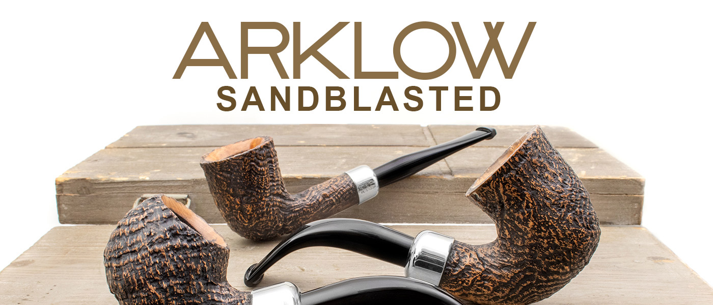 Peterson Arklow Sandblasted Pipes
