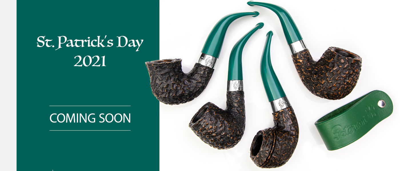 Peterson Saint Patrick's Day 2021 Pipes