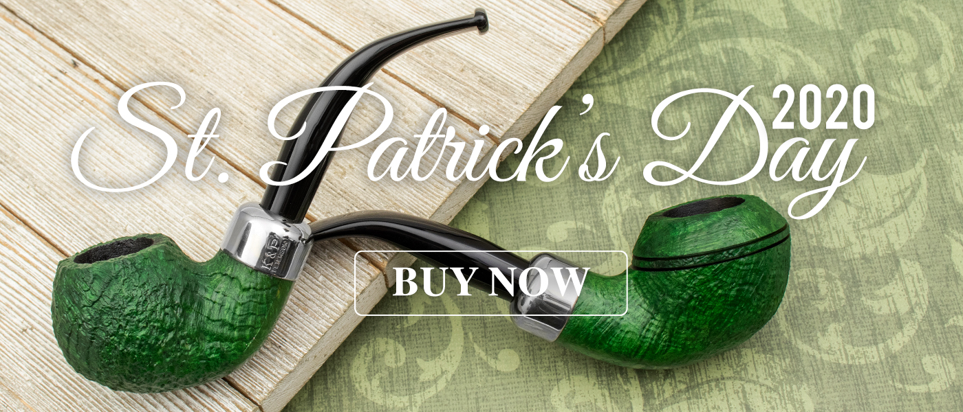 St. Patrick's Day Pipes